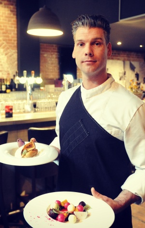 vega pop up restaurant friedjof kempenaar
