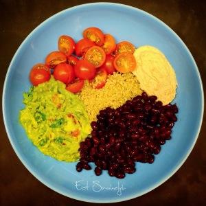 quinoa met een mexicaanse twist naar recept van deliciously ella